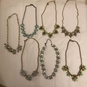 J. Crew Statement Necklaces (7)